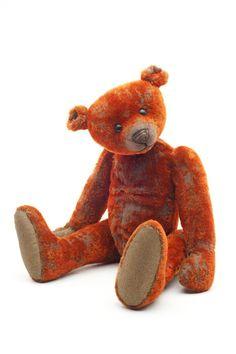 Collector's Bears by Helga Torfs