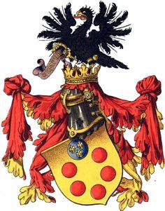 Escudo de Armas de la Casa de Medici