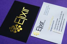 Evoxium approached us to create a business card with holographic velvet laminated business cards printing reheart Gallery