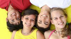 Cómo ser un buen modelo para tus hijos adolescentes - http://www.bezzia.com/buen-modelo-tus-hijos-adolescentes/