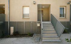 Entrée d'un logement - Résidence UpGarden - Saint-Orens