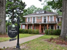 The House from Steel Magnolias is the Most Charming Bed & Breakfast | Bye! See y'all in Natchitoches!