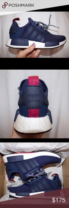 new style 14d33 f4b4b Adidas Collegiate Navy NMD R1 Women s Shoes Brand new Adidas NMDs! I bought  two pairs by