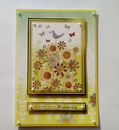 Check out this item in my Etsy shop https://www.etsy.com/listing/219807607/hand-made-card-wishing-you-a-wonderful