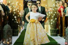 Vestidos para Daminhas: 18 Modelos para você se inspirar | Blog Site da Noiva - Foto: Studio One Foto e Vídeo