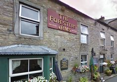 The Foresters Arms, Grassington, Skipton, North Yorkshire, England. Accepts Dogs and Small Pets. Pub. Inn. #WeAcceptPets. PetFriendly. Holiday. Travel. Walks. Day Out. Dog Friendly.