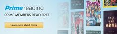 JustAddCoffee- The Homeschool Coupon Mom : Amazon Prime Reading - Members Read for Free!