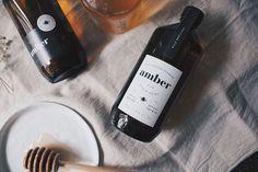 Brand Identity for Honey Brand Amber by Oddds | Trendland
