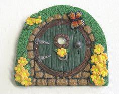 Fairy Door Magnet | Flickr - Photo Sharing!