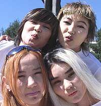 The Mongolian people.