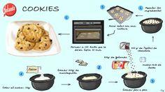 ilustración yolanda, cookies logo