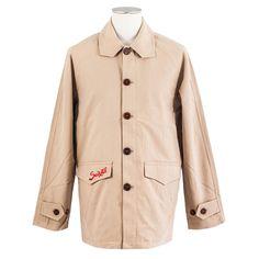 Silverston Jacket Beige - Suixtil