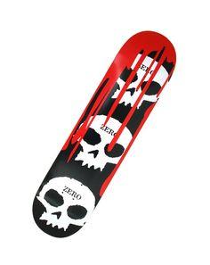 Deck ZERO  #skateboarding #zero