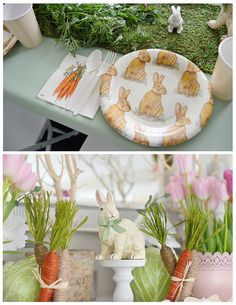 This Bunny Party is Easter perfection!