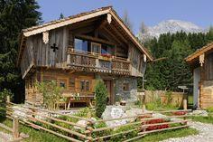 Bergdorf Priesteregg - Chalet, Berghütte und Almhütten Urlaub in Leogang im Salzburger Land, Österreich