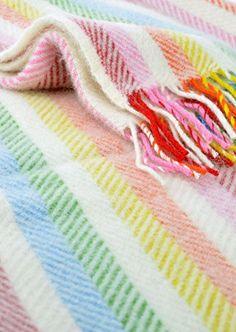 Rainbow Stripe by Tweedmill Macdonald Sporrans