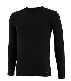 Camiseta interior Impetus negra. Ideal tanto para invierno como verano. No es una camiseta térmica. Tejido supersuave y confortable. Ref: 1368898 020. http://www.varelaintimo.com/102-camiseta-de-tirantes-termica