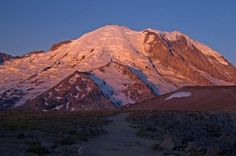 Burroughs Hike on Mt. Rainier Doing this friday, have done it a few times before, beauty beyond description!!