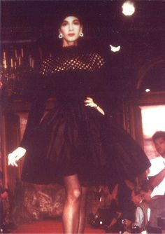 1987-88 - Lacroix Couture show - N°35