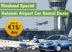 Helsinki airport car rental deals Helsinki Airport, Best Car Rental Deals, Airport Car Rental, Ads, Image