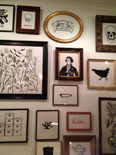 Hugo Guinness at John Derian Company. Chez Elza | Interior Designer blogging about interiors and inspiration