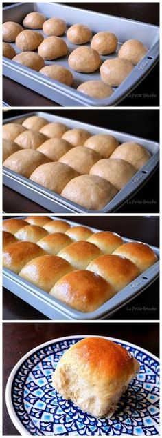 King's Hawaiian Bread Great web site for recipes. Nothing low cal about this yummy bread. Great w a BBQ Pork Rib Patty in the mini sub roll . Hawaiian Bread Recipe, Bread Recipes, Cooking Recipes, Cooking Tips, Kings Hawaiian, Hawaiian Rolls, Bbq Pork Ribs, Bread Rolls, Yeast Rolls
