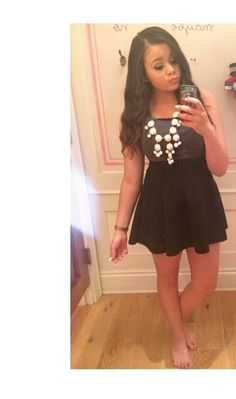 My outfit for the party ~Sabrina