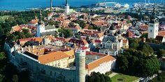 Tarih Kokan Şehir Tallinn
