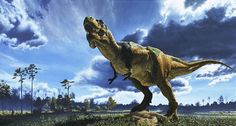 恐竜+アート?「ランツェンドルフ古生物アート賞」受賞アーティストが描く古の世界がスゴイ!   nanapi [ナナピ]