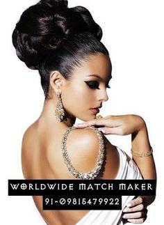 WORLDWIDE MATCH MAKER 91-09815479922 : VERY HIGH STATUS MATRIMONIAL SERVICES 09815479922 ...