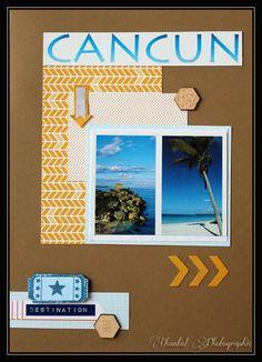 Stampin by Chantal: Cancun