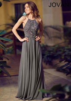 2015 Jovani Flowy Skirt Prom Dress 92605