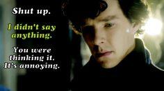 Sherlock 'A Study in Pink'