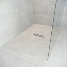 Orchard rectangular wet room tray former with linear centre waste position 1200 x 900 Wet Room Bathroom, Upstairs Bathrooms, Simple Bathroom, Bathroom Ideas, Cloakroom Ideas, Bungalow Bathroom, Beige Bathroom, Washroom, Shower Tray Sizes