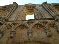 The Ruined Lady Chapel - Glastonbury Abbey