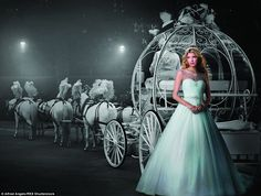 Find the perfect Wedding Dress, Bridesmaid Dress, Flower Girl Dress or Mother of the Bride Dress at Alfred Angelo. Disney Inspired Wedding Dresses, Cinderella Wedding, Cinderella Dresses, Disney Dresses, Princess Wedding, Fairytale Bridal, Cinderella 2015, Cinderella Carriage, Disney Weddings