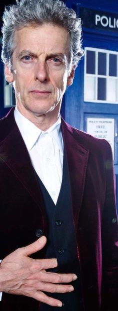 Picture of Peter Capaldi Peter Capaldi Doctor Who, Doctor Who 12, 12th Doctor, Twelfth Doctor, Clara Oswald, Draw On Photos, John Smith, Classic Series, Jenna Coleman