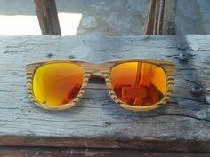Helioslook wooden sunglasses