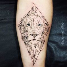 27 Ideas for tattoo lion dotwork blackwork Wolf Tattoos, Lion Head Tattoos, Animal Tattoos, Body Art Tattoos, Sleeve Tattoos, Lion Leg Tattoo, Line Work Tattoo, Lion Tattoo Design, Tattoo Designs