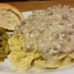 http://thesparrowshome.com/easy-hamburger-stroganoff/