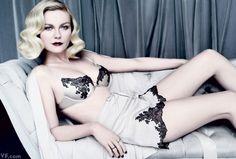 Kirsten Dunst by Tom Munro | Photos: A Year in Vanity Fair Photography | Vanity Fair