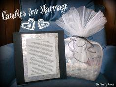 Unique Bridal Shower Gift Idea - This is awesome, u gotta see it #bridal #bride #bridalshower