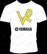VALENTINO ROSSI VR46 THE DOCTOR MONSTER MOVISTAR YAMAHA MOTO GP T-SHIRT
