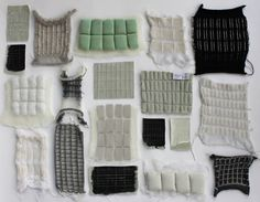 samples / Maud Hoeijmakers T E X T I L E D E S I G N