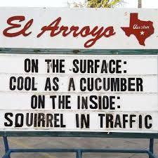 Best El Arroyo Funny Signs of 2020