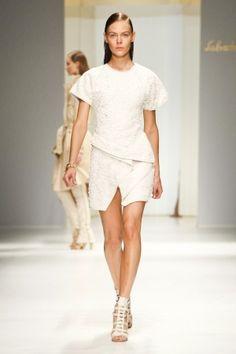 Salvatore Ferragamo Spring Summer Ready To Wear 2013 Milan