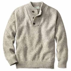 Just found this Wool-Blend+Fatigue+Sweater+For+Men+-+Wool+Fatigue+Sweater+--+Orvis on Orvis.com!