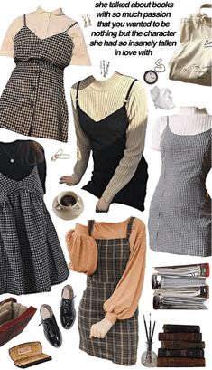 Aesthetic Fashion, Look Fashion, Aesthetic Clothes, Korean Fashion, Girl Fashion, Fashion Outfits, Womens Fashion, Aesthetic Grunge, Aesthetic Vintage