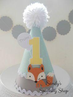 23 Clever DIY Christmas Decoration Ideas By Crafty Panda Boys 1st Birthday Cake, Wild One Birthday Party, First Birthday Parties, Birthday Party Decorations, First Birthdays, Fox Party, Woodland Party, Creations, Colors