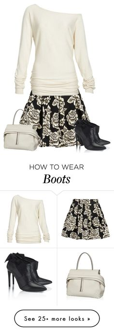 """Untitled #596"" by tawnee-tnt on Polyvore featuring Zibi London, Alloy Apparel, Proenza Schouler and Tod's"